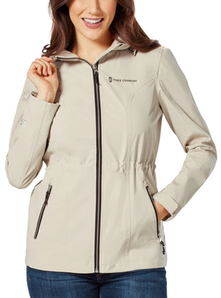 Free Country Women's Meander X2O Jacket - Sandstone - S