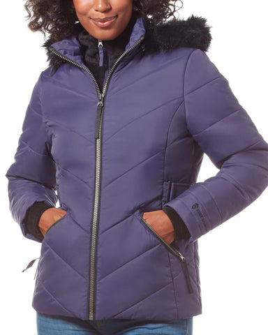 Free Country Women's Nimbus Cloud Lite Jacket - Cast Iron - S