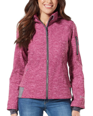 Free Country Women's Nova Super Softshell® Jacket - Magenta - S