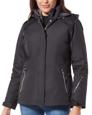 Free Country Women's Peak 3-in-1 Systems Jacket - Black - S