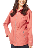 Women's Petite New Day Radiance Anorak Rain Jacket