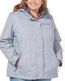 Women's Plus Size Trailblazing 3-in-1 Systems Jacket