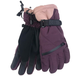 Free Country Women's Ski Glove - Plum - M/L