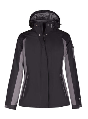 Free Country Women's Snowridge 3-in-1 Systems Jacket - Black - S