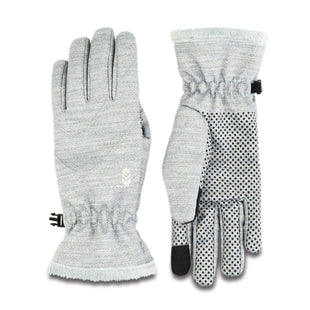 Free Country Women's Softshell Glove - Silver Chip - M/L