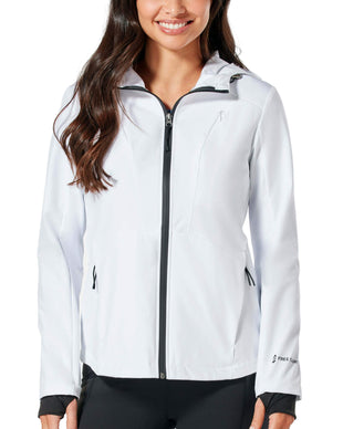 Free Country Women's Springtime Super Softshell® Jacket - White - S