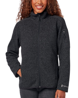 Free Country Women's Sweater Fleece Jacket -  -