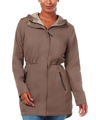 Free Country Women's Westerly Windshear Jacket - Fossil - S