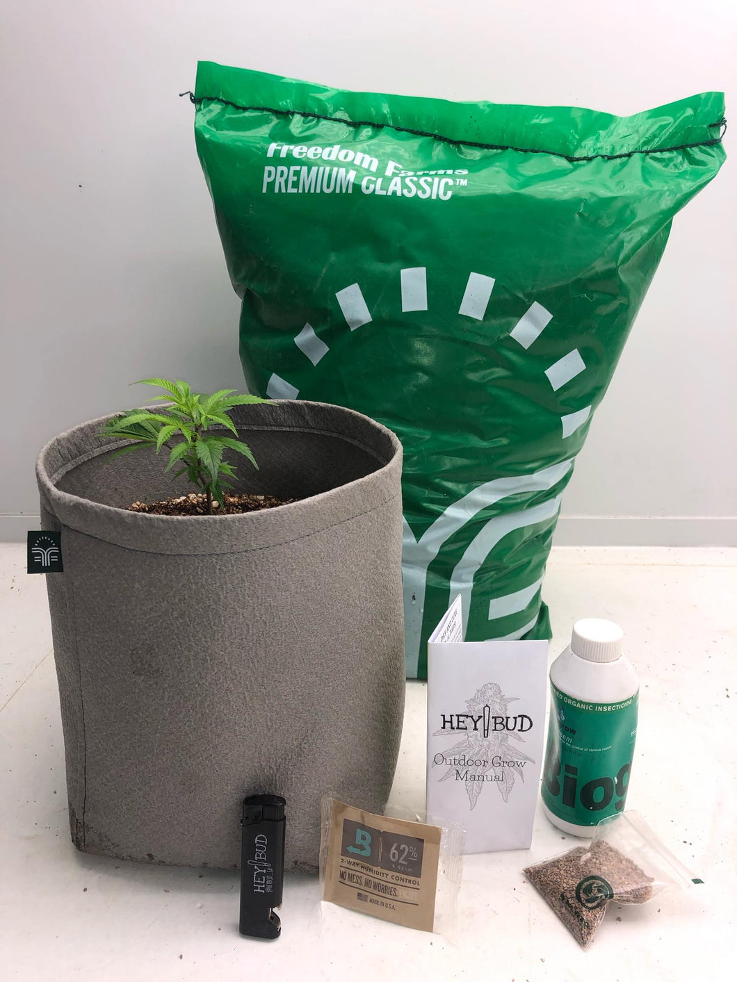 Outdoor Grow Kit - 40L