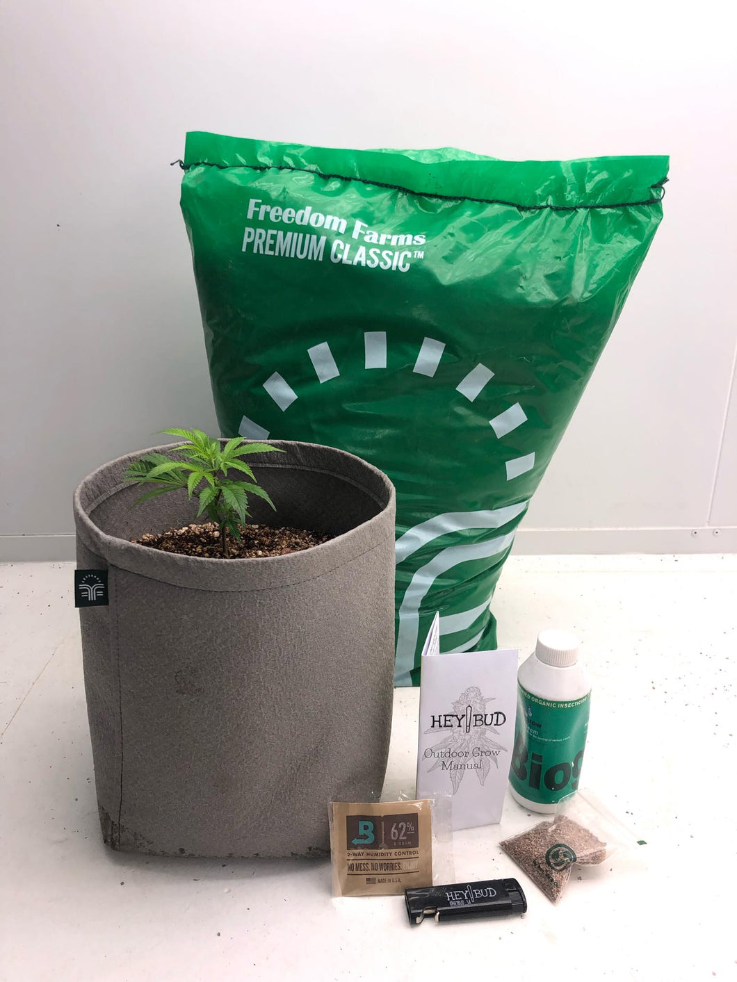 Outdoor Grow Kit - 20L