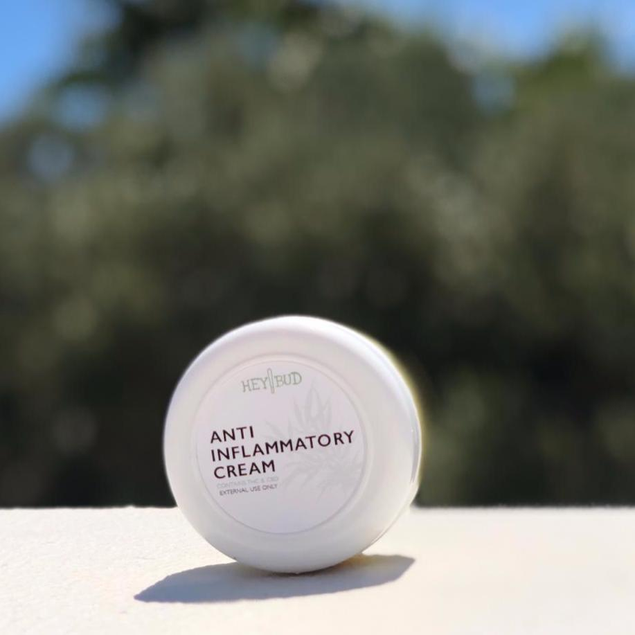 Anti-inflammatory Cream (CBD) 50ML