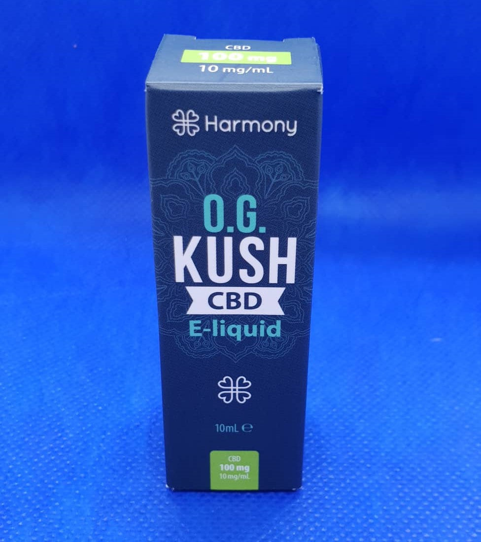 OG KUSH E-liquid 10ml - 100mg