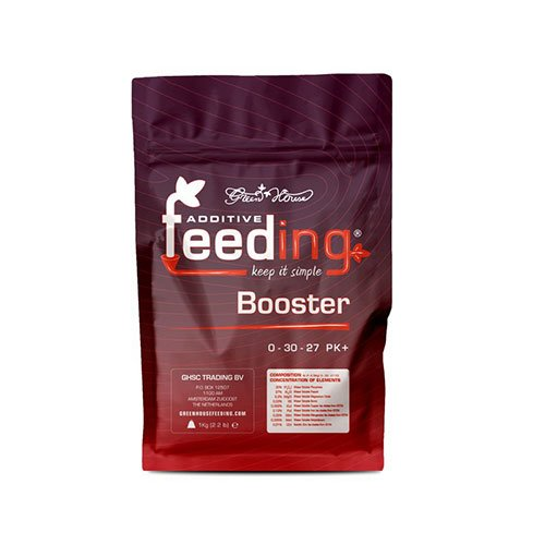 Green House Powder Feeding – Booster