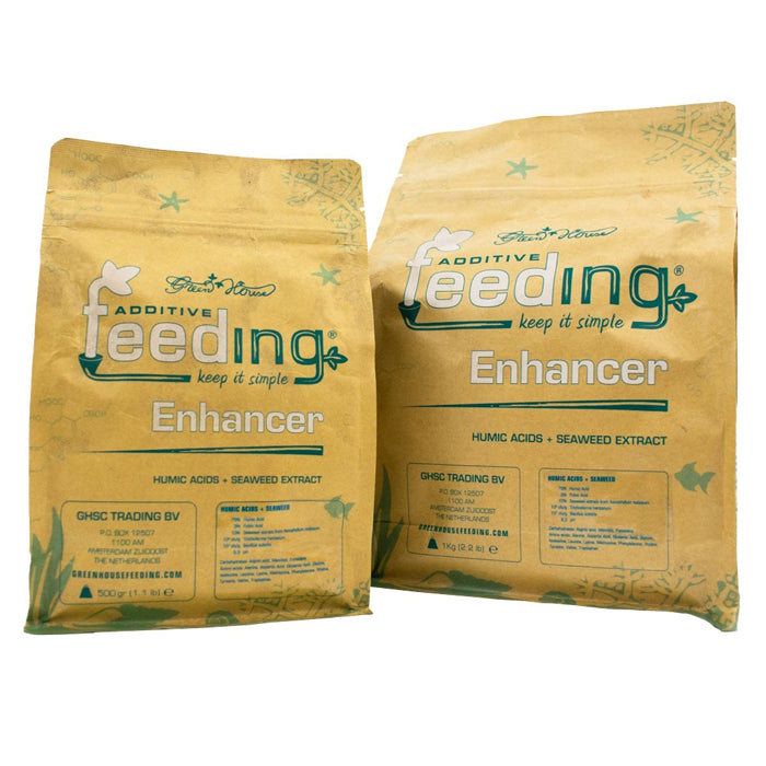 Green House Powder Feeding – BioEnhancer