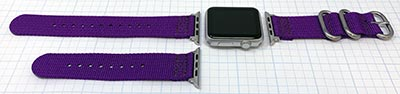 Sport Nylon Apple Watch Band
