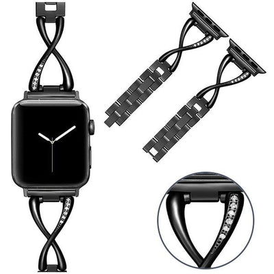 Stainless Steel Cuff Watch Bands - Epic Watch Bands