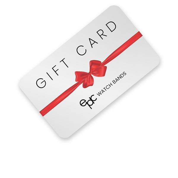 Epic Watch Bands Gift Cards - Epic Watch Bands