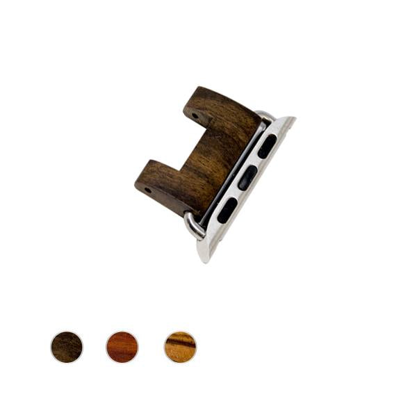 Natural Wood Watch Band Adapters - Epic Watch Bands