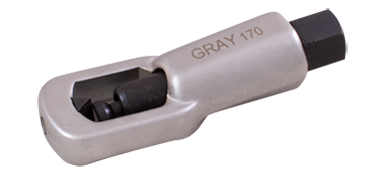 Sockets Gray 170 Nut Breaker Up To 7/16 Inch Capacity