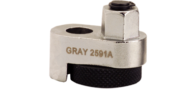 Drives Gray 19 1/2 Drive Stud Remover 1/4 To 3/4