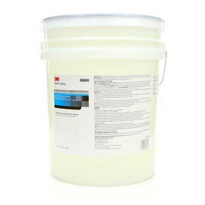 Paint Prep 3M 6840 Booth Coating 06840 5 Gallons (18.92 L)