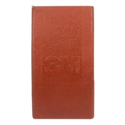 Sanding Blocks 3M 35519 Rubber Sanding Block 2-3/4 in x 5 in (7 cm x 12.7 cm)