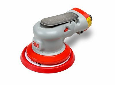 AB28498 Random Orbital Sander Elite Series 28498 5 in Non-Vacuum 3/32 in Orbit