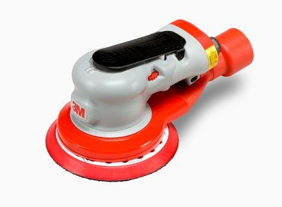 AB28509 Elite Series Random Orbital Sander 28509 Central Vacuum 6 in 3/32 in Orbit