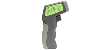 Thermometers Gray 87381 Infrared Thermometer With Case &