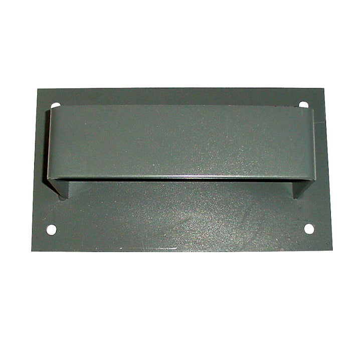 Wheel Chocks Ideal Innovations 60-7252 Wheel Chock Wall Bracket