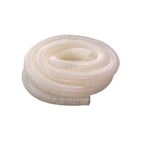 Dust Collectors Wood & Accessories King Canada K-1033-50 Hose 4 Inch X 50' Clear Flexible Collapsible Pvc