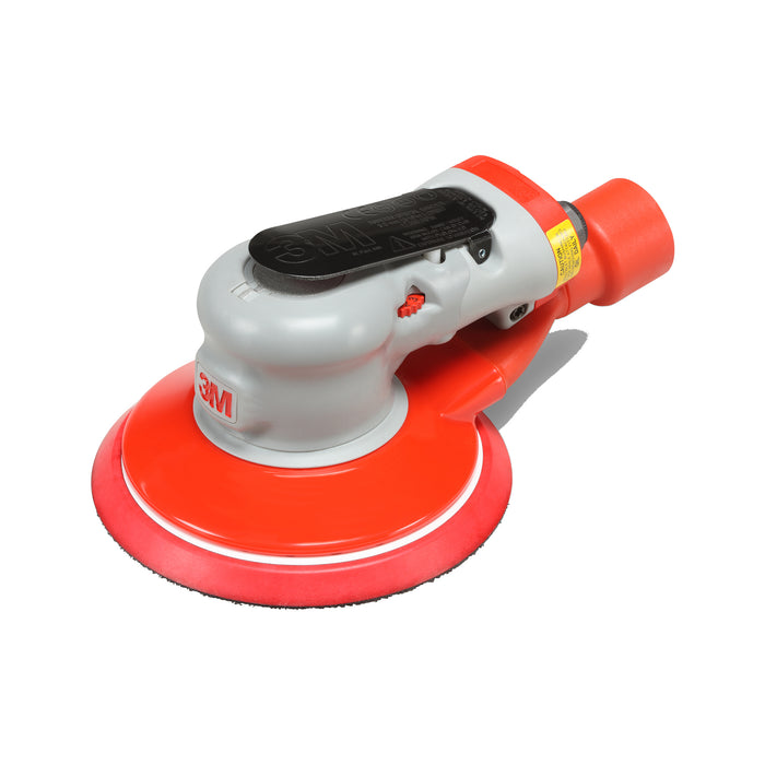 Orbital Sanders 3M AB28502 Elite Series Random Orbital Sander 28502 Central Vacuum 6 in 5/16 in Orbit