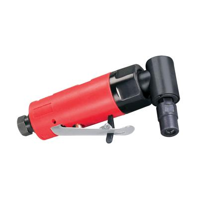 18011 .2 HP (149 W) Autobrade Red Right Angle Die Grinder 20000 RPM Rear Exhaust 6 MM Collet Dynabrade 18011