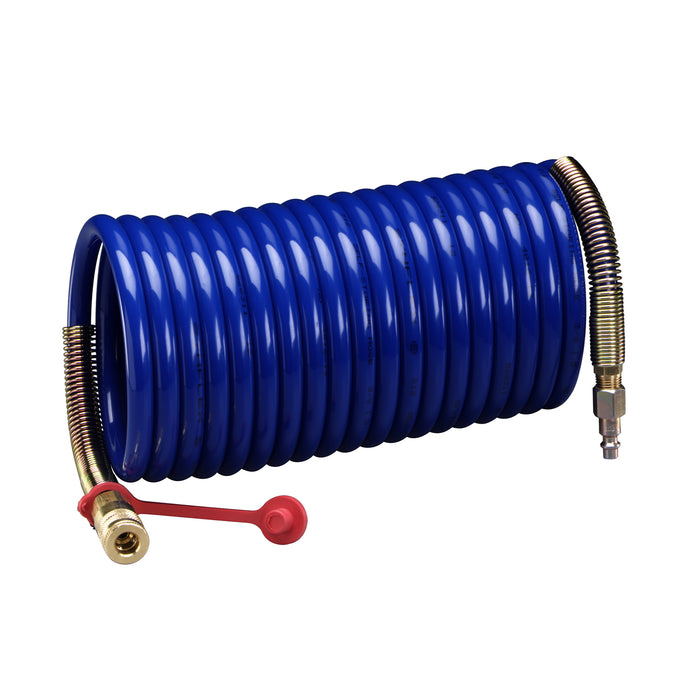 Air Hoses 3M W-2929-100 High Pressure Supplied Air Hose - Coiled (3/8 Inch ID x 100 ft)