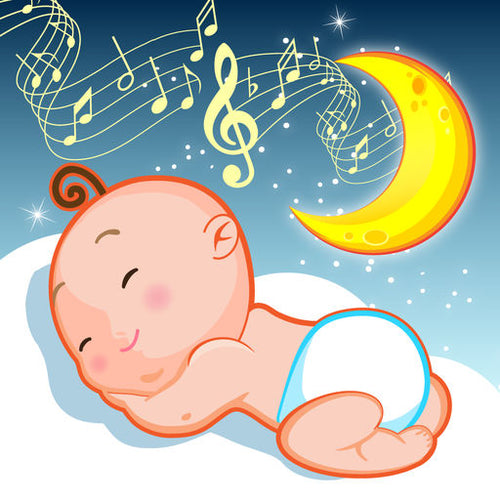 LULLABY FOR CHILDREN CD, LULLABIES SLEEP AID FOR KIDS, RELAXING, SING-A-LONG