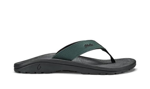 Olukai Ohana Men's /Deep Green/Dark Shadow
