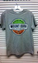 Mount Dora Elevation Tee Grey