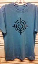 Mens Crusher Tee /Sun Compass