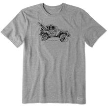 Men's Crusher Take Me To The Ocean ATV