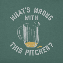 Men's Long Sleeve Crusher What's  Wrong With This Pitcher