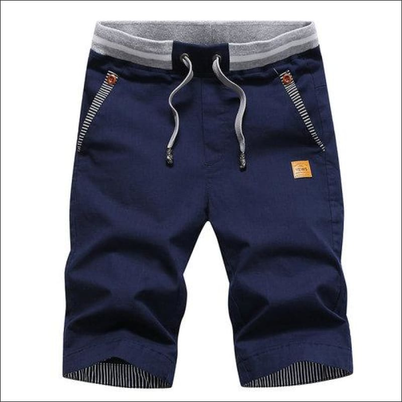 Men Shorts GushGush Men Shorts Solid Casual Cargo Beach Shorts