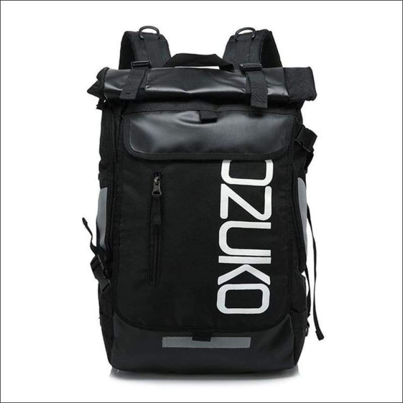Backpacks GushGush Backpacks Mens Rucksack Schoolbags Street Backpacks Waterproof Laptop Backpack
