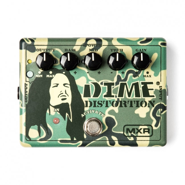 MXR DD11 Dime Distortion - soundstore-finland