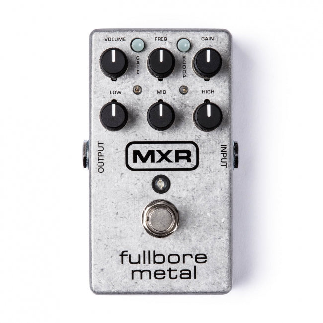 MXR M116 Full Bore Metal - soundstore-finland