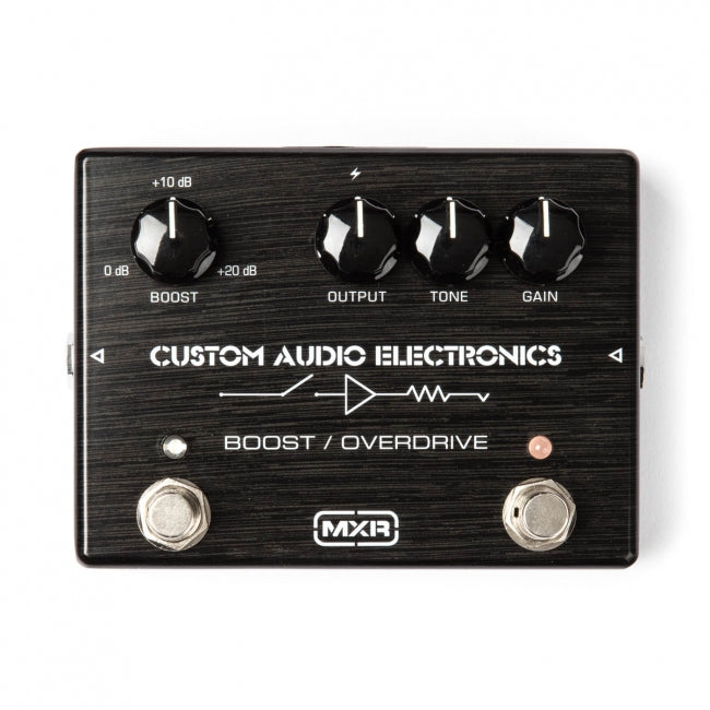 Custom Audio Electronics MC402 Boost Overdrive - soundstore-finland