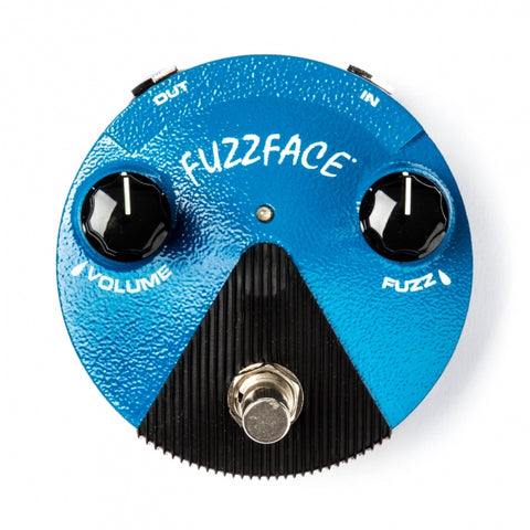 Dunlop FFM1 Silicon Fuzz Face Mini Blue - soundstore-finland