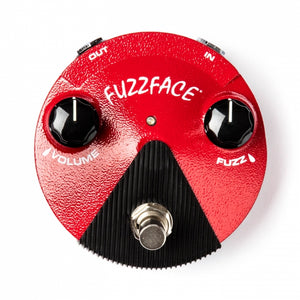 Dunlop FFM2 Germanium Fuzz Face Mini Red - soundstore-finland