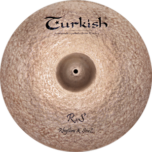 Turkish Rhythm & Soul Crash 18""