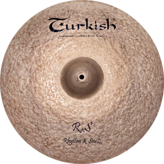 Turkish Rhythm & Soul Ride 21""