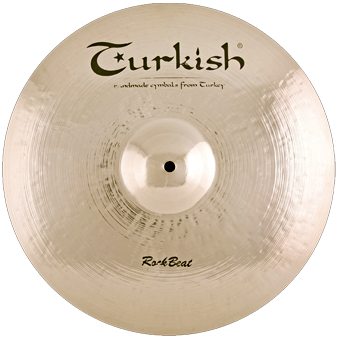 "Turkish Rock Beat Crash 18"" - soundstore-finland"